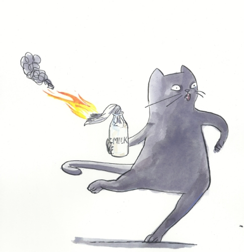 Molotov Kitty