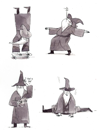 Talented Wizard