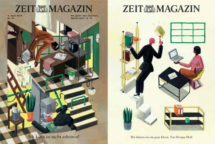 Design Issue <br> Das ZEIT Magazin