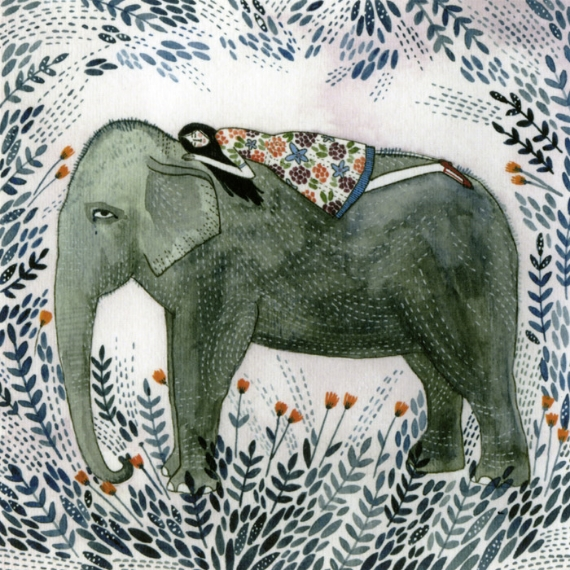 Elephants are Friends <BR> Urban Outfitters
