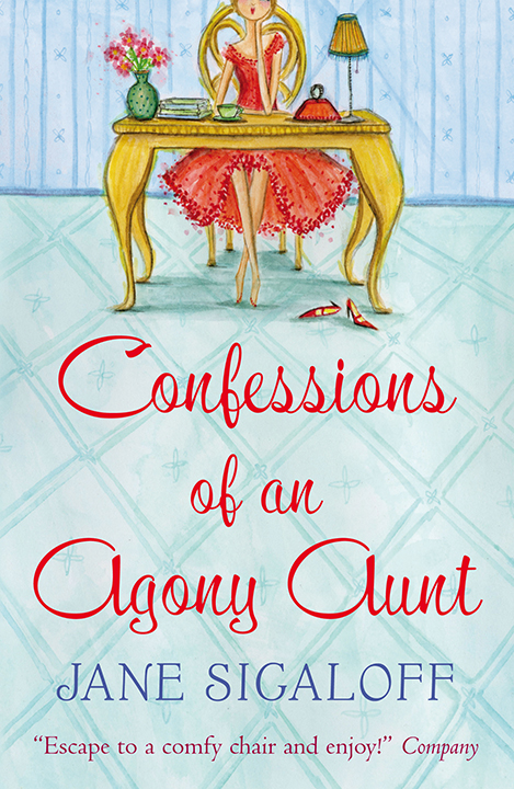 Confessions of an Agony Aunt <br> MIRA