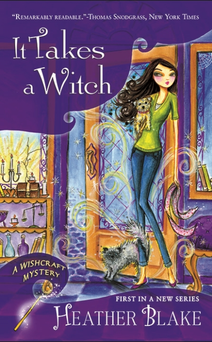 It Takes a Witch <br> NAL/Penguin Random House