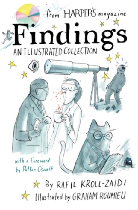 Twelve Findings Cover <br> Harper's Magazine