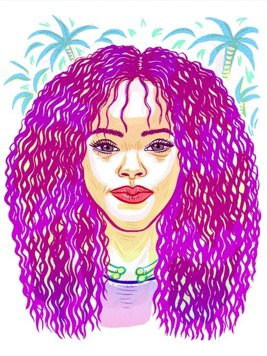 Rihanna <br> Billboard