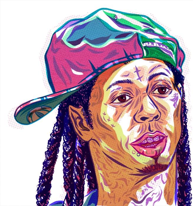 Lil Wayne <br> GQ