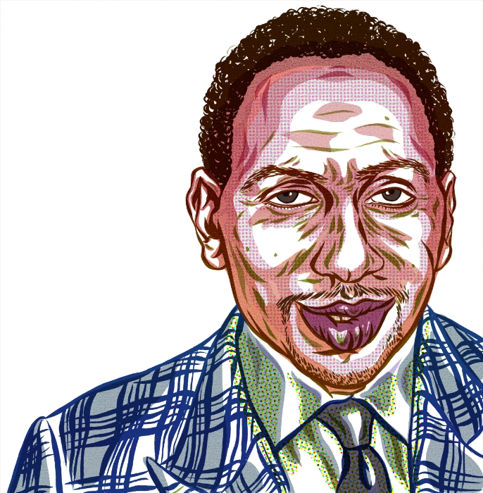 Stephen A. Smith <br> Billboard