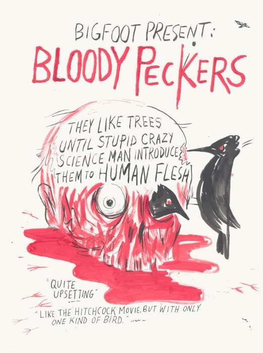 Bloody Peckers <br>