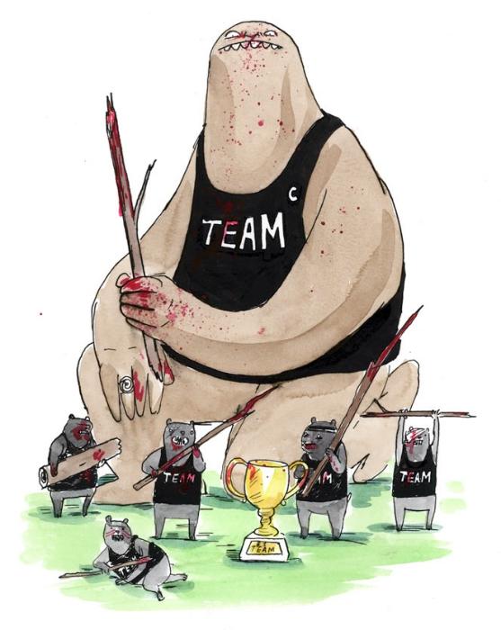 Bigfoot Team <br>