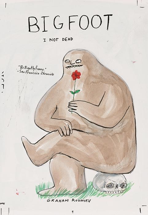 Bigfoot : I not Dead <br> Plume