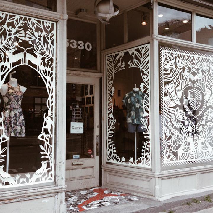 Storefront <br> Citizen Vintage