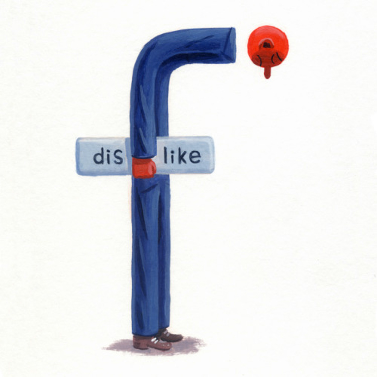 Dislike <br> Das ZEIT Magazin