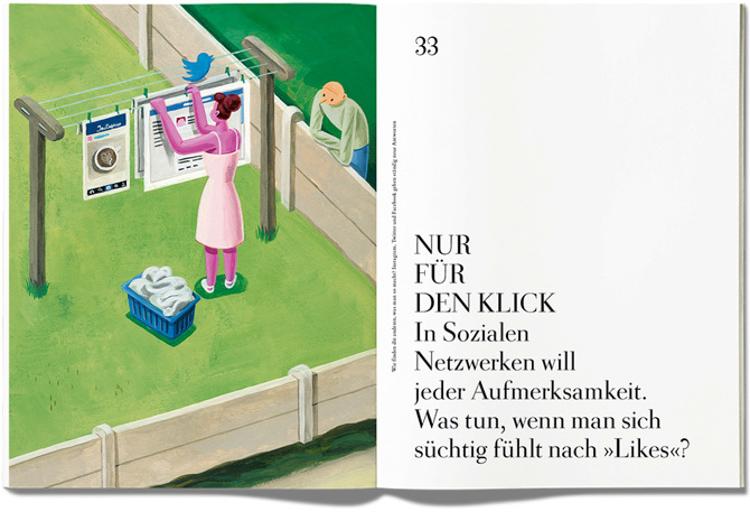 Facebook Likes <br> Das ZEIT Magazin
