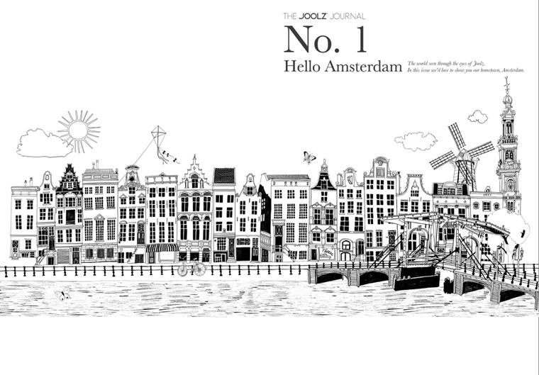 Hello Amsterdam <br> Joolz