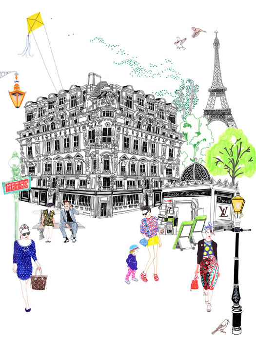 Paris <br> Marc Jacobs LVMH