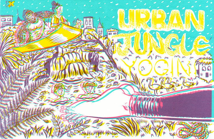 Urban Jungle Series (3-D)