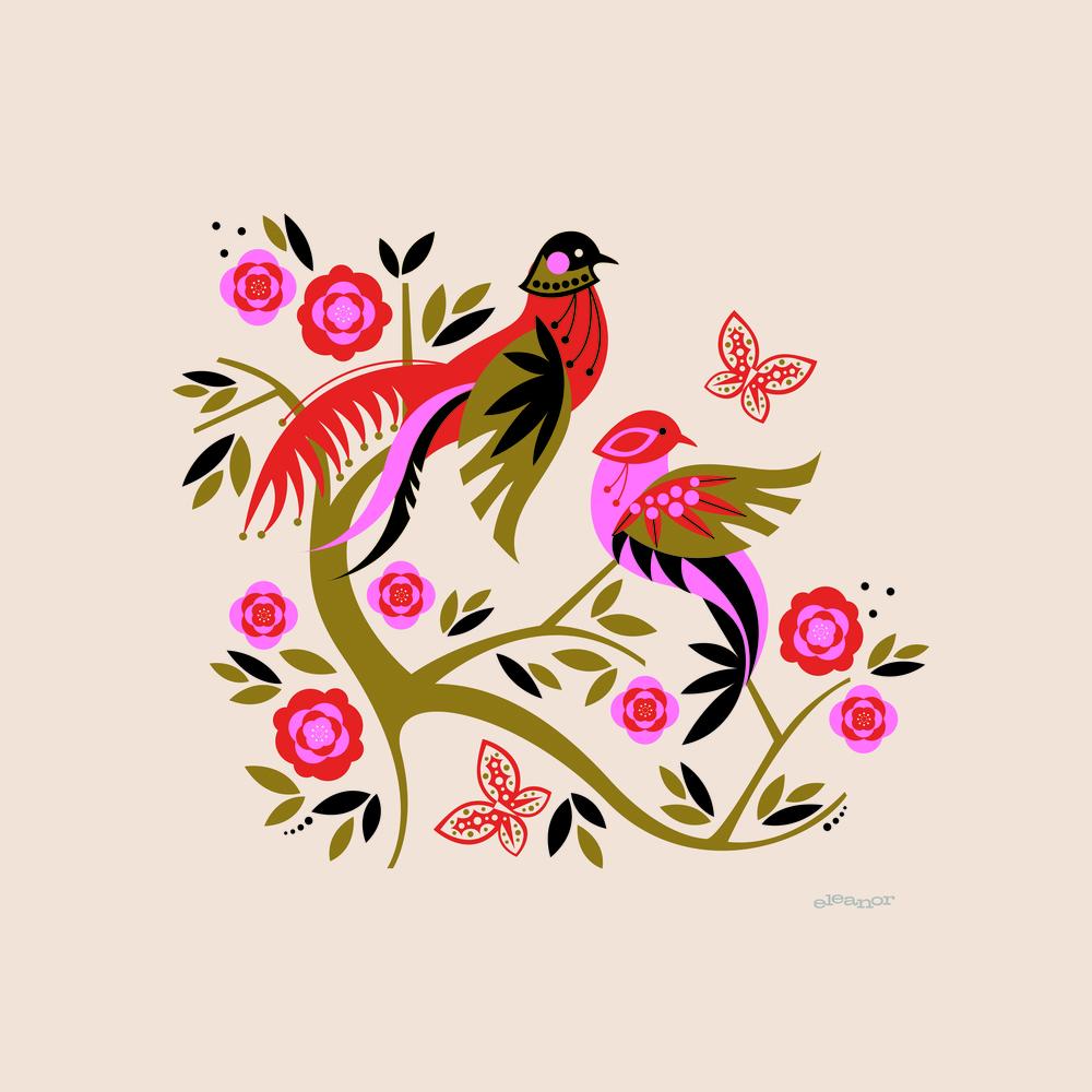 Paisley Pheasant