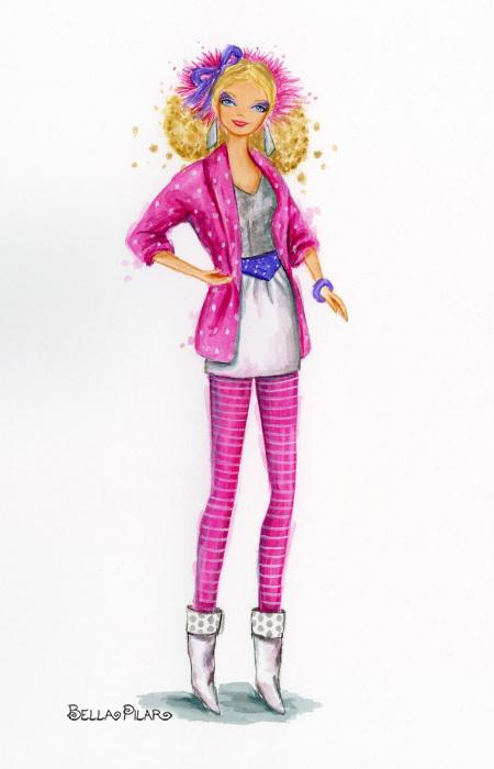 1986's Barbie <br> Elegant Bride