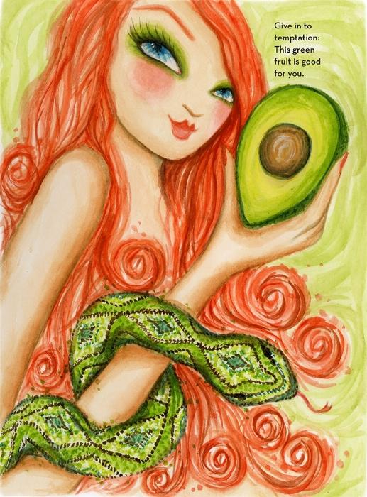 Forbidden Fruit <br> VIV Mag