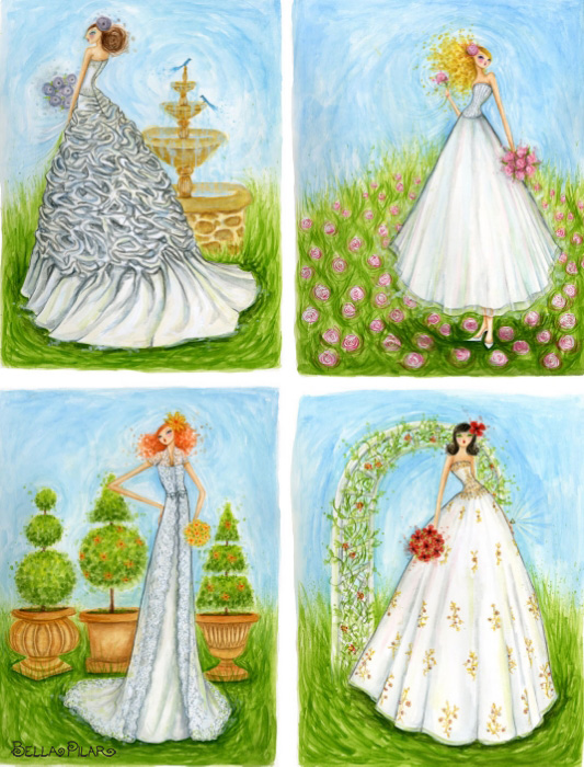 Brides <br> Wedding Bells