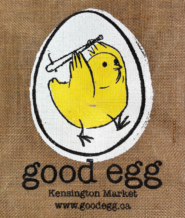 Tote Bag A <br> Good Egg