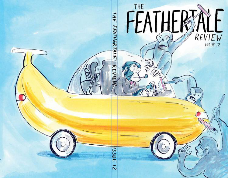 Cover <br> Feathertale Review