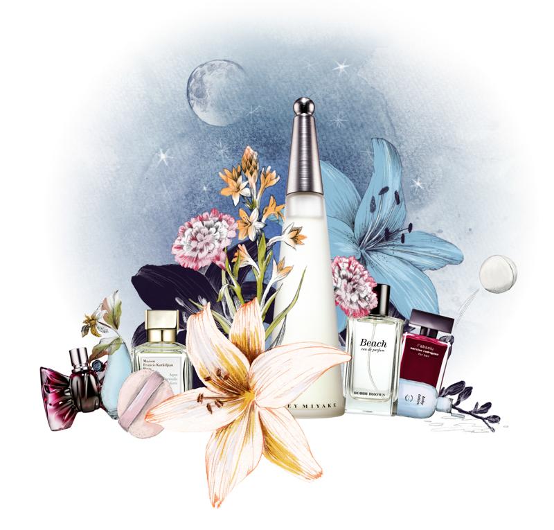 Fragrance A Love Story <br> Oprah Magazine