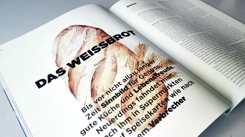 Das Weissbrot <br> Zeit Wissen Magazin