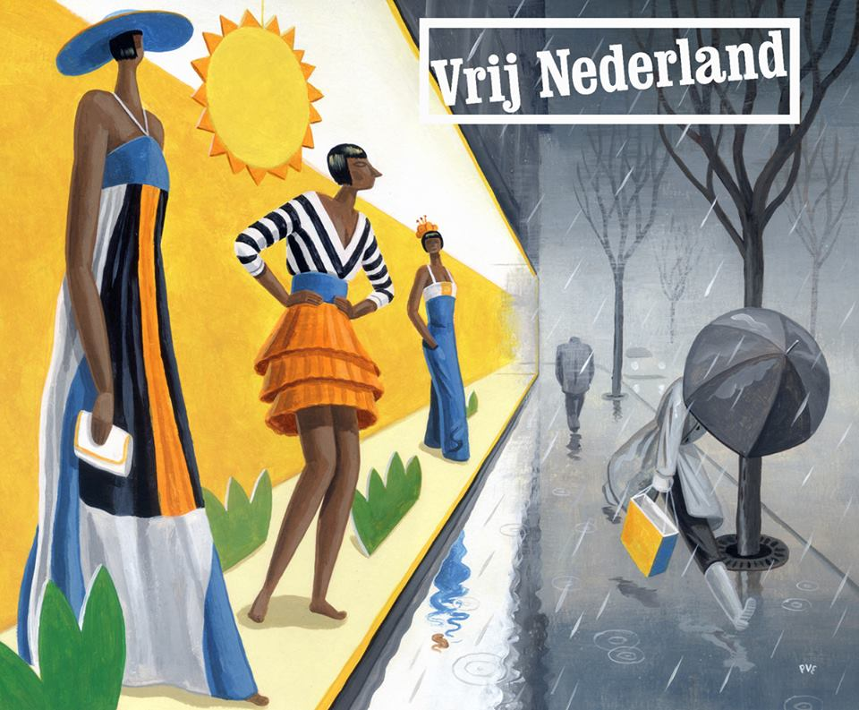 Changing Seasons<br>Vrij Nederland