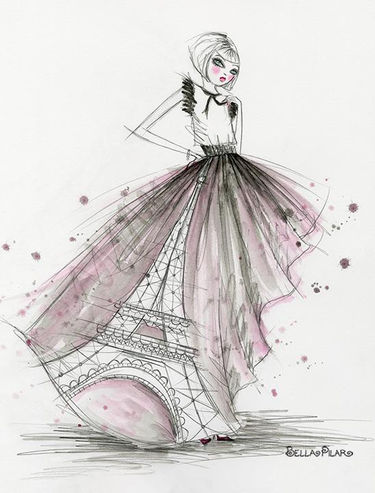 Petrina Wears Paris