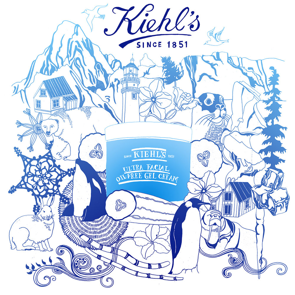 Winter<br>Kiehl's