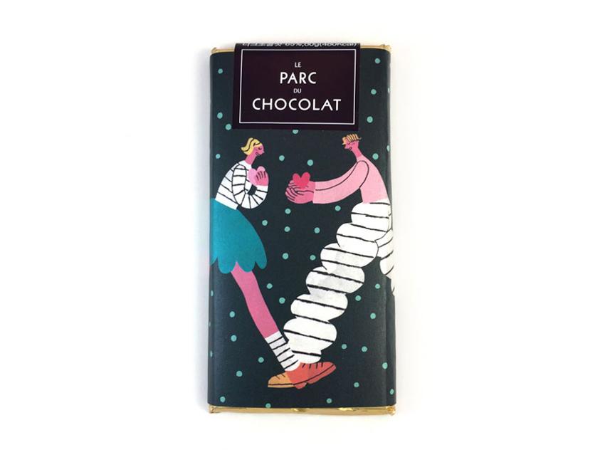 Valentine's Day <br> Parc du Chocolat
