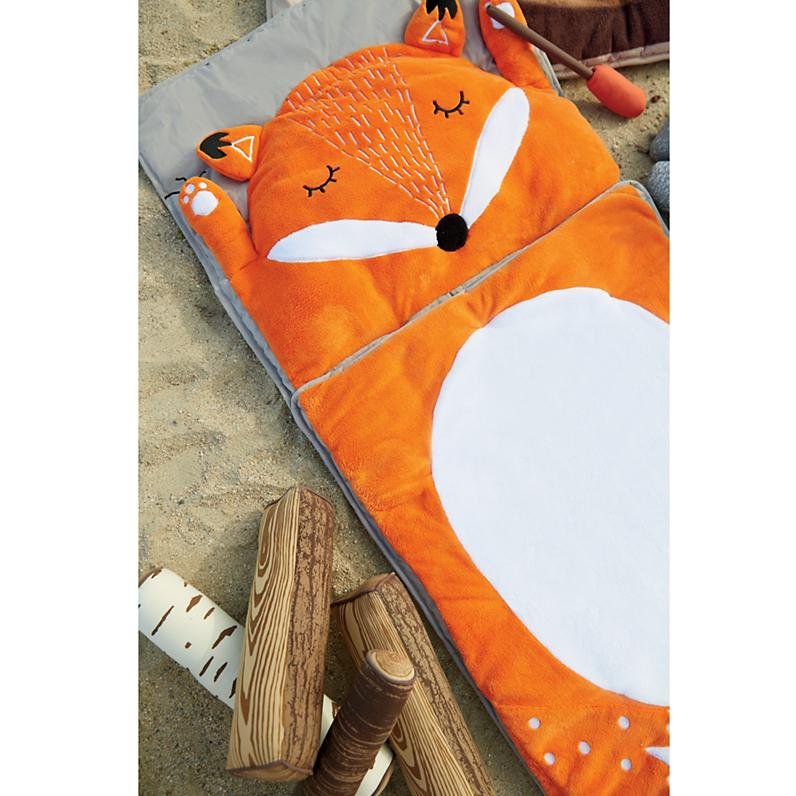 Fox Sleeping Bag <br> The Land of Nod