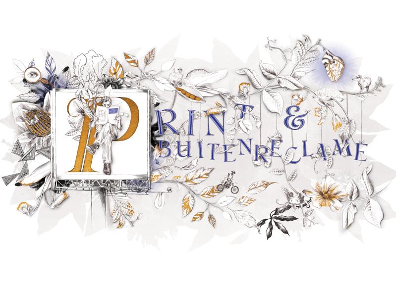 Print En Buitenreclame Yearbook <br> Art Directors Club Netherlands