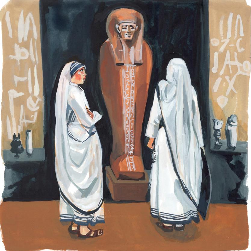Legion Nuns