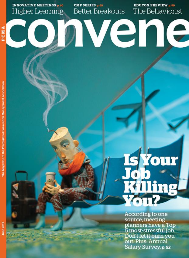 Cover <br> Convene