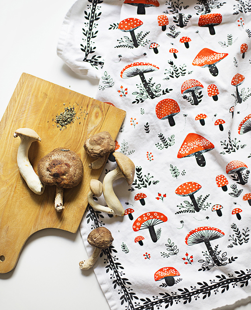 Tea Towel <br> Mirdinara Kitchen