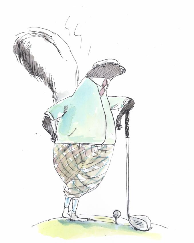 Golf Skunk