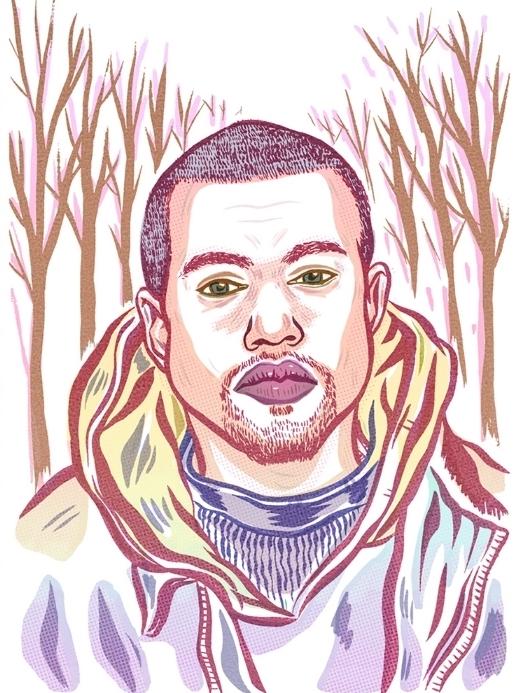 Kanye West <br> Billboard