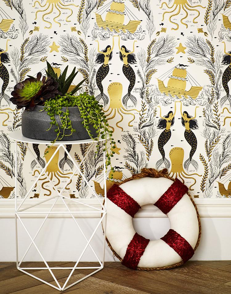 Wallpaper <br> Hygge & West