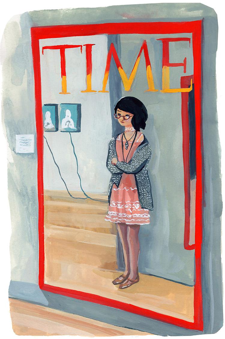 Time Piece <br> Jewish Museum