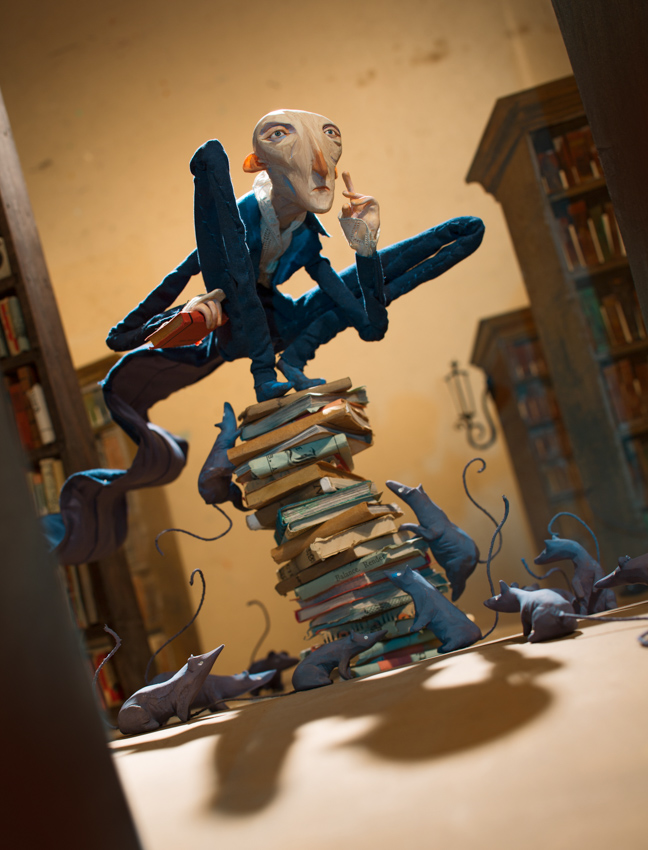 """Library of Lost Things"" / Artist: Red Nose Studio / TOR BOOKS/ Book Single Image"