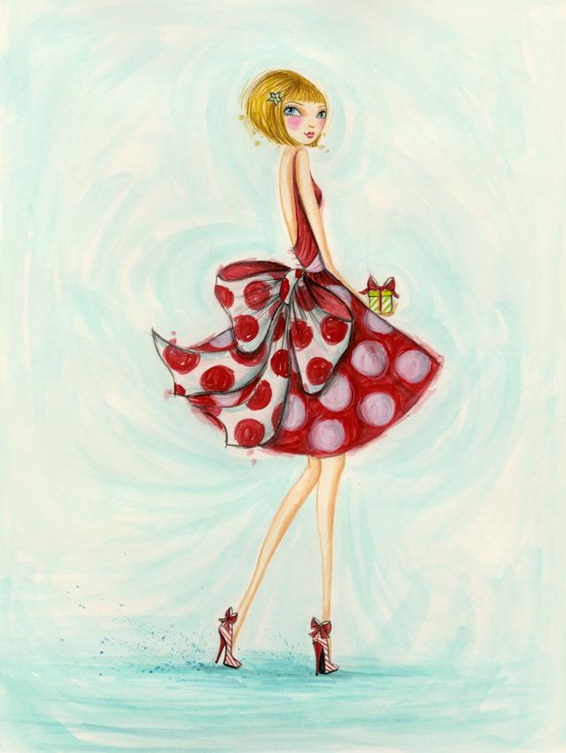Presents and Bows <br> Bella Pilar