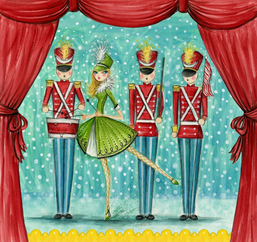 Soldiers [Nutcracker] <br> Bella Pilar
