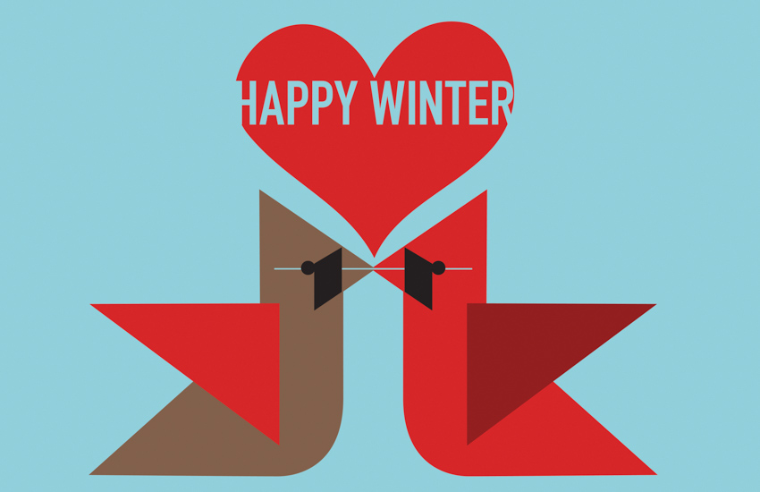 Happy Winter <br> Eleanor Grosch
