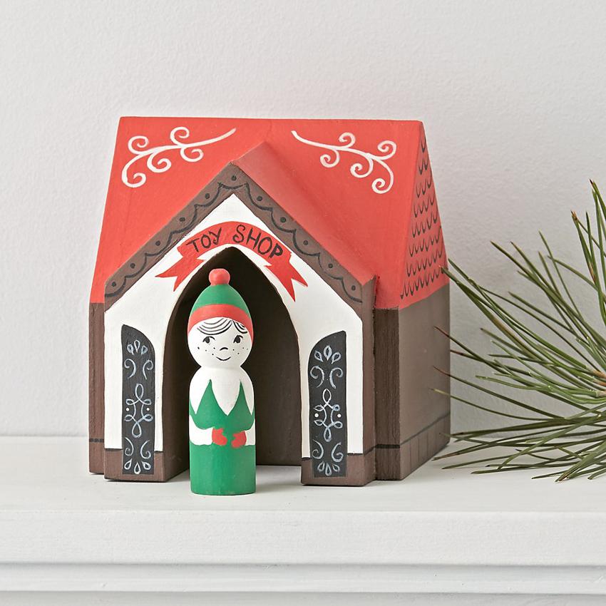 The Land of Nod - Elf House <br> Dinara Mirtalipova