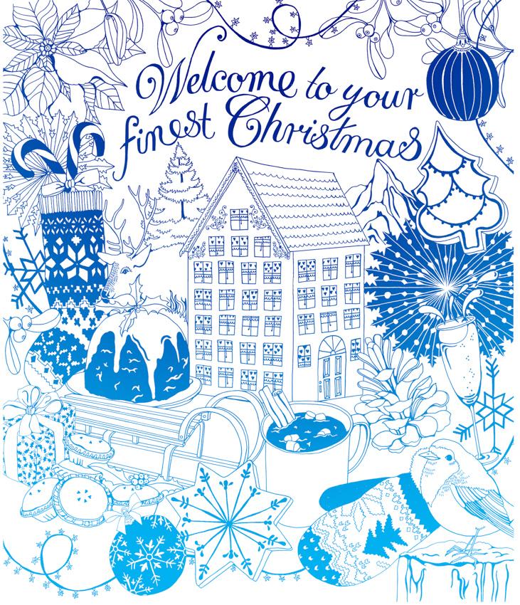 Kiehl's - Holiday Promotion <br> Hennie Haworth