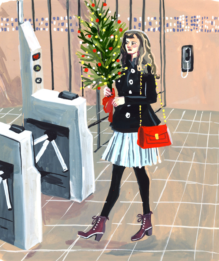 Subway Strategy <br> Jenny Kroik