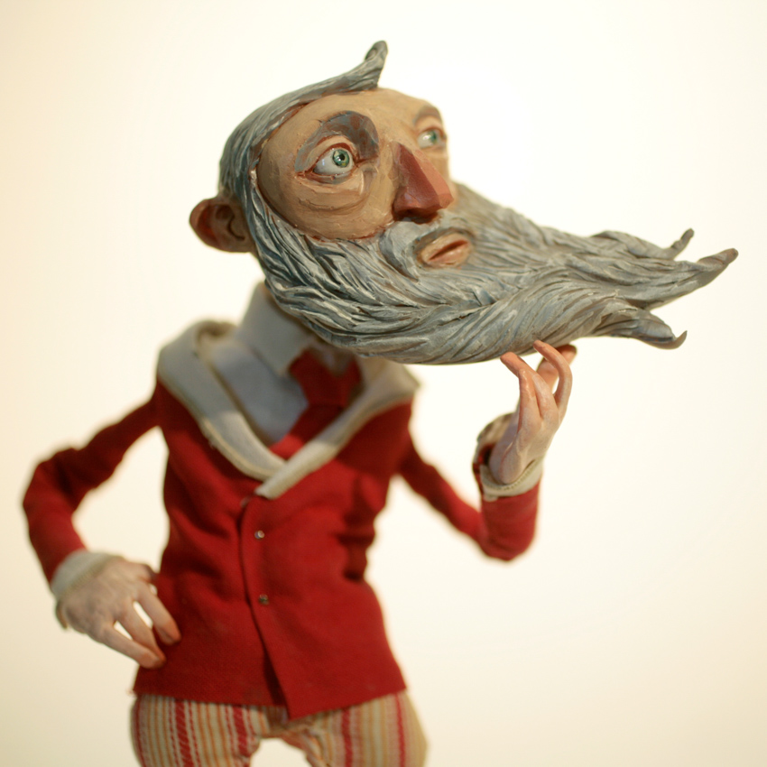 Itchy Beard <br> Red Nose Studio