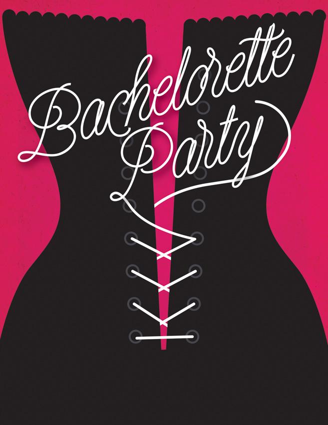 Wedding Paper Divas - Bachelorette<br>Eleanor Grosch