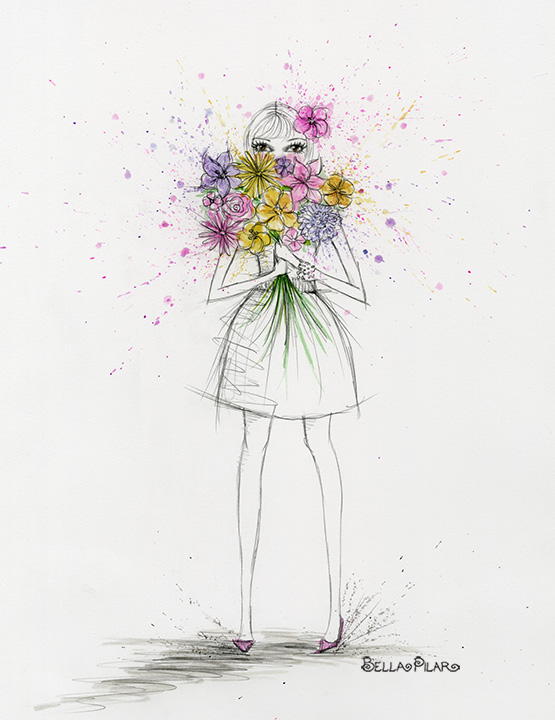 Bouquet Beauty<br>Bella Pilar